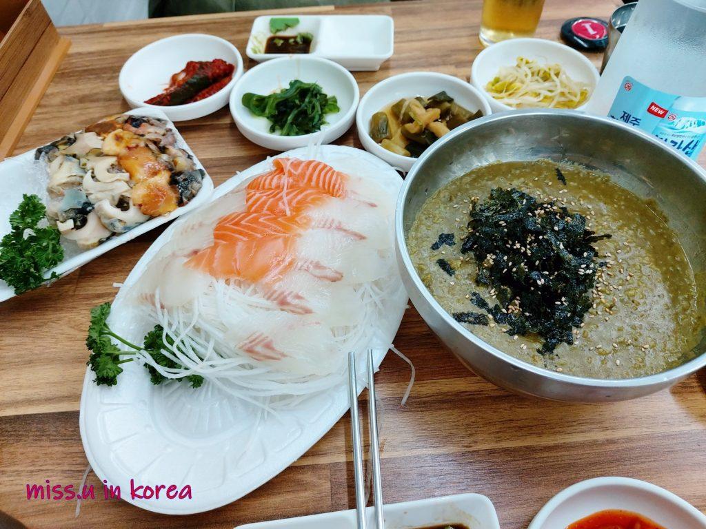 韓式鮑魚粥