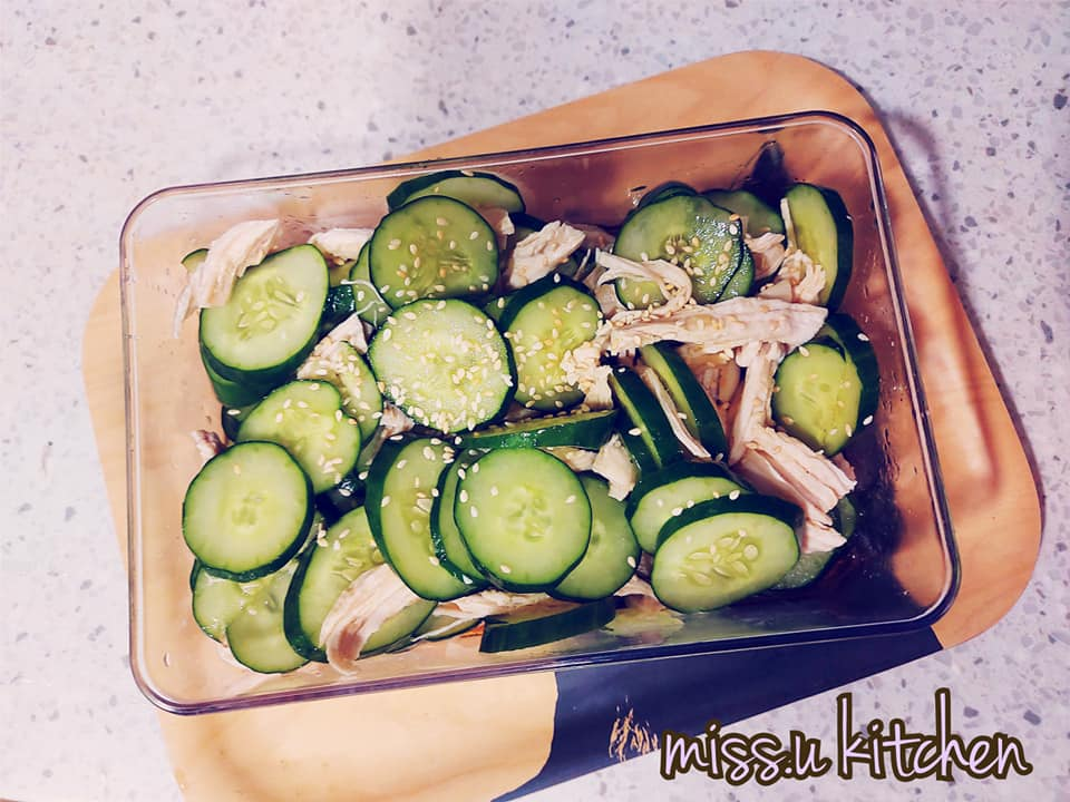 減肥小黃瓜